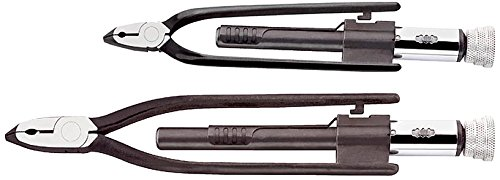 Stahlwille 6575 1 220 Drahtwirbelzange 230 mm Kopf brüniert Griffe 330