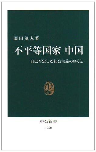 不平等国家 中国―自己否定した社会主義のゆくえ (中公新書)