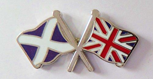 1000 drapeaux du Royaume-Uni et drapeau de l'Écosse