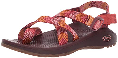 Chaco Women's Zcloud 2 Sport Sandal, Bind Blush, 9 M US