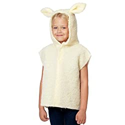 Lamb T-shirt Style Costume for Kids