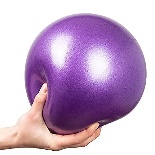 MUV Palla Fitness per Pilates - Fitball 25 CM , Utile per Fare Ginnastica ed Esercizi Fitness a Casa