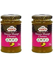 Chutney de Mango dulce 320g - pack de 2 unidades