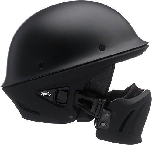 Bell Rogue Half Helmet (Matte Black - Large)