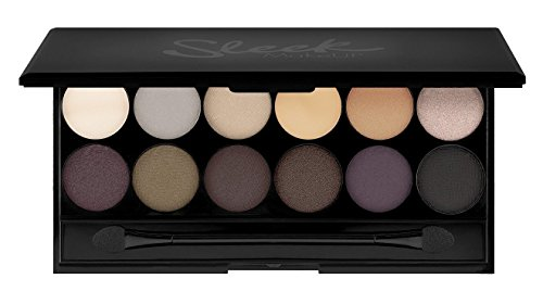 Sleek MakeUP iDivine Eye Shadow Palette Au Naturel 9g