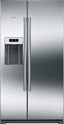 Siemens KA90DAI30 iQ500 Side-by-Side / A++ / 177,00 cm Höhe / 339 kWh/Jahr / l Kühlteil / 228l Gefrierteil / No Frost / LED-Beleuchtung