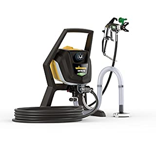 Wagner Airless ControlPro 350 R Paint Sprayer for Wall & Ceiling/Wood & Metal paint - interior and exterior usage, covers 15 m² in 2 min, 110 bar, adjustable spray pressure, 15 m hose (B0747WNKGC) | Amazon price tracker / tracking, Amazon price history charts, Amazon price watches, Amazon price drop alerts