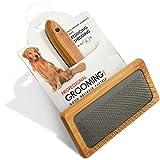 Onebarleycorn – Premium Cepillo para Perros, Carda para Perros Gatos Cepillo Profesional para Mascotas