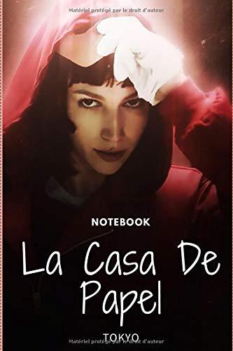 la casa de papel notebook: Notebook