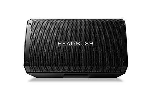 HeadRush FRFR-112 – Monitor activo de Guitarra con amplificador de 2000 W de potencia, 12 pulgadas/2 vías, Rango Completo y Respuesta Plana para modelar efectos de guitarra y procesar amplific