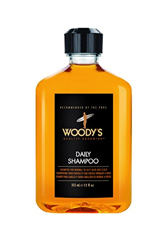 Woody 's Herren Daily Shampoo 355 ml