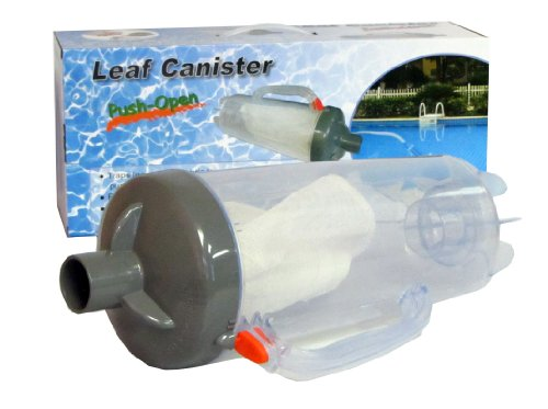 Best Bargain Leaf Canister