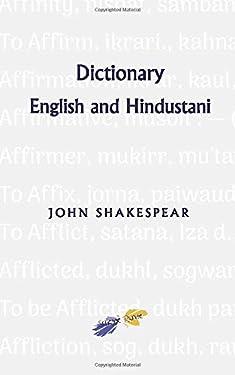 Dictionary English and Hindustani