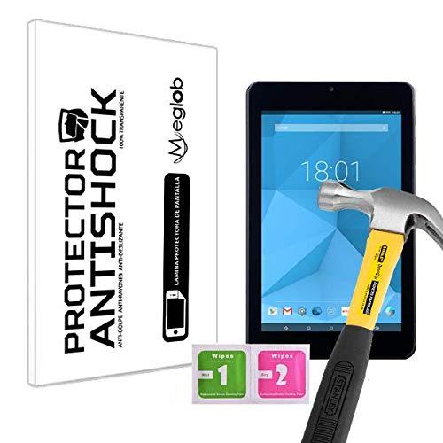 Protector de Pantalla Anti-Shock Anti-Golpe Anti-arañazos Compatible con Tablet Alldaymall A88T