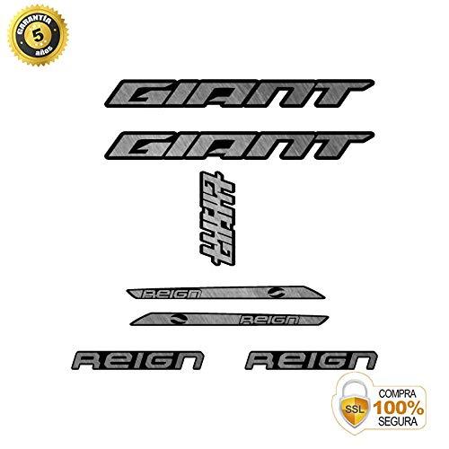 Pegatinas para Bici Sticker Decorativo Bicicleta Juego de Adhesivos en Vinilo para Bici Giant Reign 3 Pegatinas Cuadro Bici