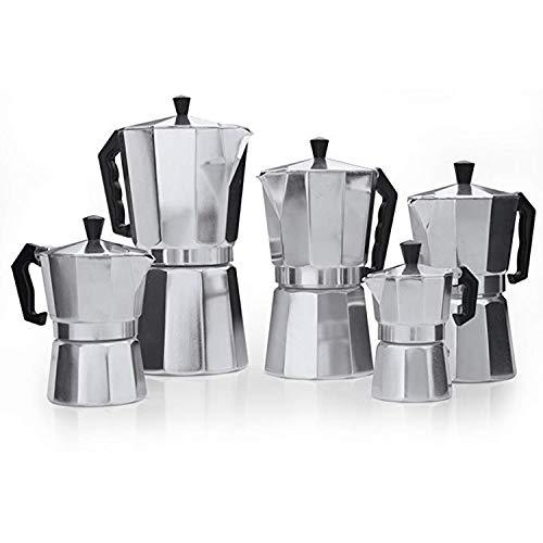 Italian Espresso Maker 12 Cups Italian Stove Top Coffee Percolator Moka Pot...