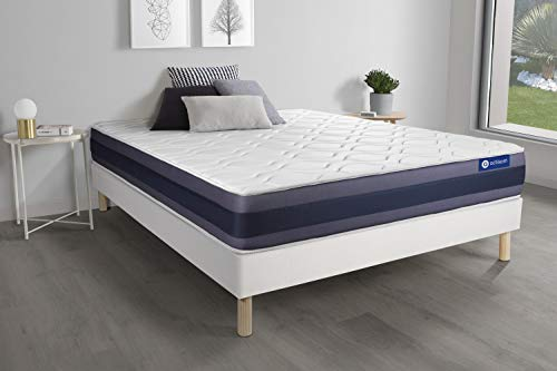 Bed base with Actilatex morpho mattress 130x190cm