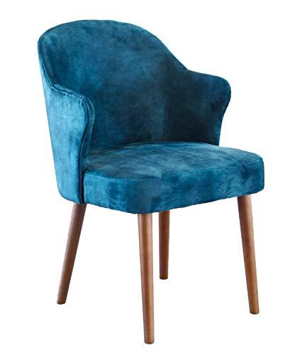 Kastellan Stuhl Adalbert Retro Design 50er Vintage Midcentury 60er Sessel Wohnzimmer Küche
