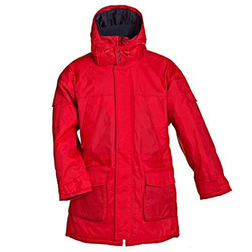 BMS Alaska Parka, Rot/Red, Größe XXL