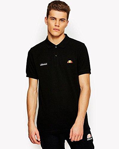 ellesse Montura Poloshirt, Tennis-Shirt, für Herren XXL Grau (Anthrazit)