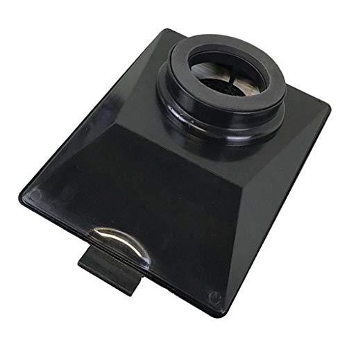 PETSOLA stofzuigerfilter vervangende stofzuiger HEPA-filter voor Rainbow, Rexair E2 R12179 R12647B, 10 x 10 x 50 mm
