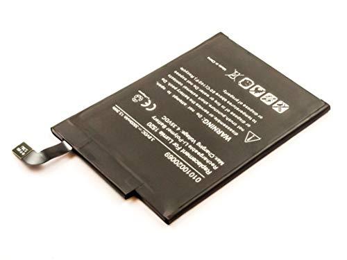 Akkuversum Akku kompatibel mit Nokia Lumia 1520, Handy/Smartphone Li-Pol Batterie