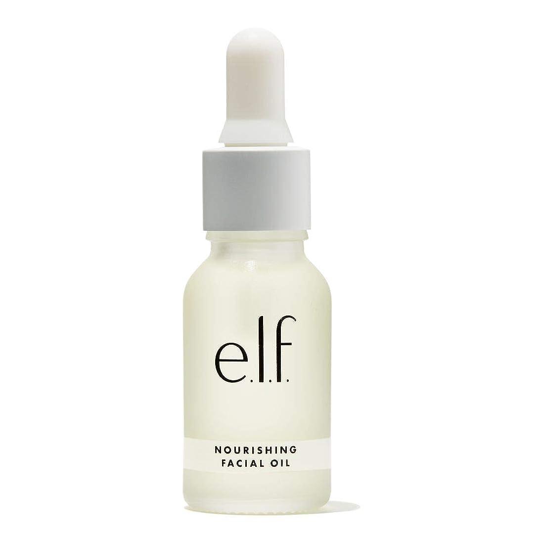 称賛現実には思慮のない(6 Pack) e.l.f. Nourishing Facial Oil (並行輸入品)