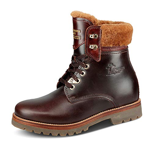 Panama Jack Damenstiefel Panama 03 Igloo BRK B2 Pull-Up Marron/Brown 40 EU