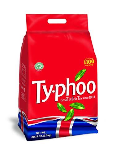Typhoo Teebeutel Enthält 1100 Teebeutel 2,5 kg Beutel