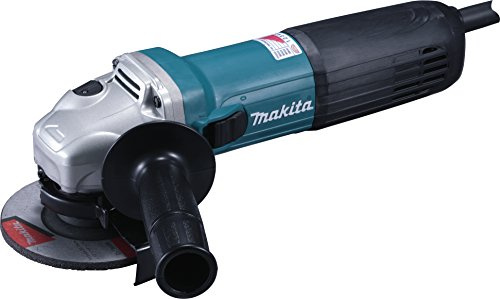 Makita GA4540C Amoladora, 1.4 W, 240 V, Negro, 115mm