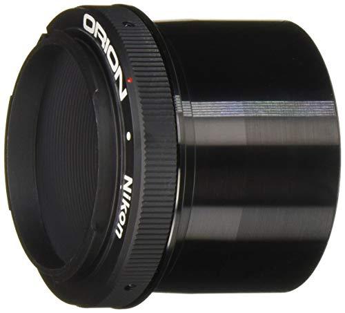 Orion 05641 Superwide 2-Inch Prime Focus Adapter for Nikon Cameras, Black