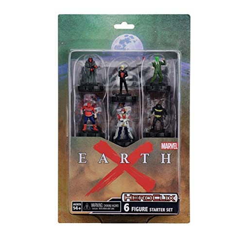 WizKids Marvel Heroclix: Earth x Starter Set