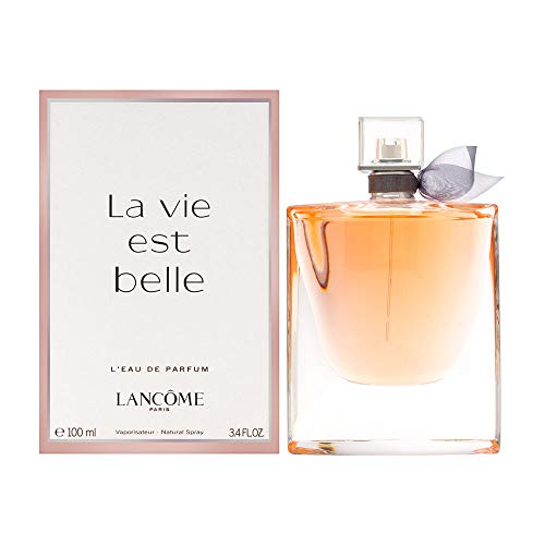 La Vie Est Belle For Women By Lancome L'eau De Parfum 3.4 oz / 100 ml