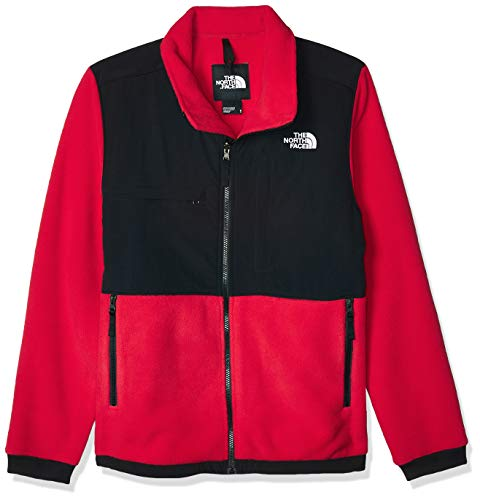 THE NORTH FACE Denali 2 Fleecejacke Herren rot/schwarz, M