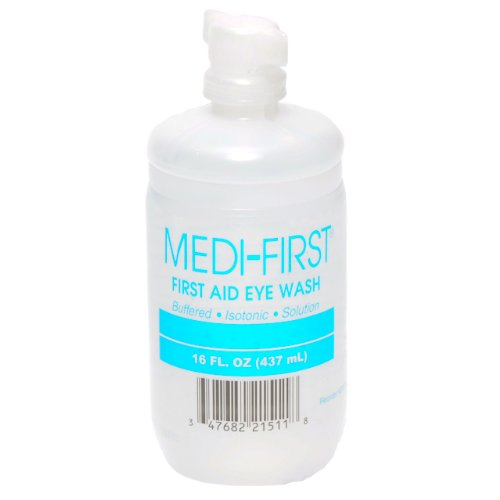 Low price Eye Skin Irrigation New product type 16oz Solution Bottle