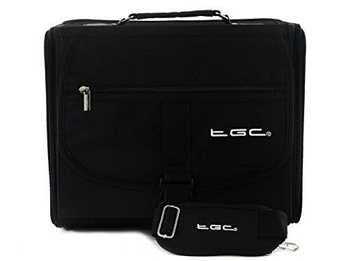 Sony PlayStation 3PS3Slim console Deluxe nero Carry Bag/case. Anche per uso in auto.