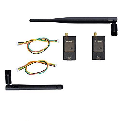 ICQUANZX Nueva Radio de transmisión de Datos inalámbrica 3DR 915Mhz 100mW RX + TX Telemetría con OTG para APM2.6 2.8 Sistema Pixhawk FPV
