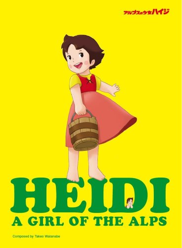 Heidi a Girl of the Alps