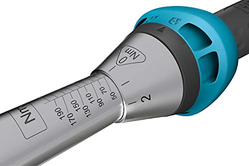 Hazet 5108-3CT Drehmomentschlüssel, 6,3 mm (1/4