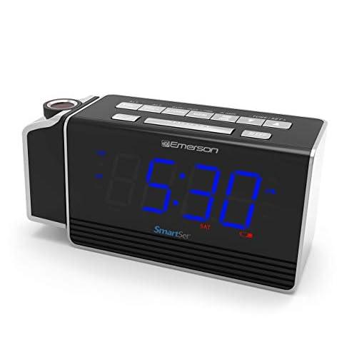 Emerson SmartSet Projection Alarm Clock...