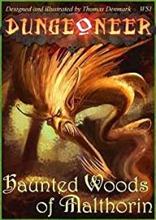 Dungeoneer: The Haunted Woods of Malthorin