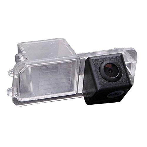 HDMEU Vue Arrière de Voiture 170 Degré Angles de Vision Camera de Recul Voiture étanche pour New Beetle Polo V 6R Passat CC Golf 6 Golf VI MK4 MK5 MK6 EOS Lupo