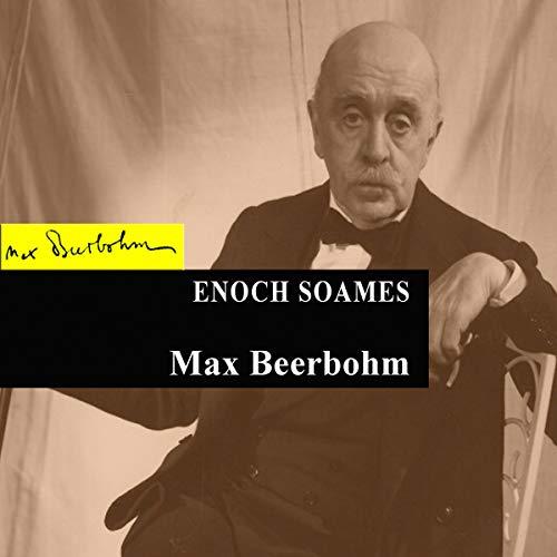 Diseño de la portada del título Enoch Soames