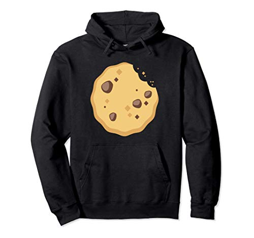 Emoji Chocolate Cute Chip Cookie Goldbrauner Keks Emoticon Pullover Hoodie