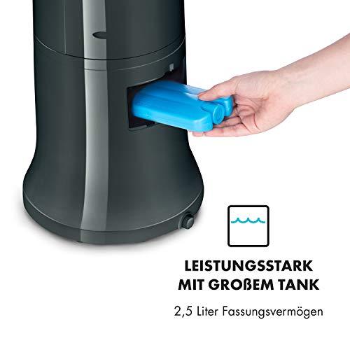 Klarstein Highrise Standventilator inkl. Eis-Pack Erfahrungen & Preisvergleich