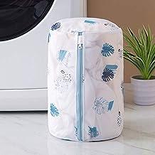 1 Piece Washing Machine Laundry Bag Mesh Bra Underwear Bag Underwear Washing Protection Aid Bag (Color : Cylinder 22x33cm)