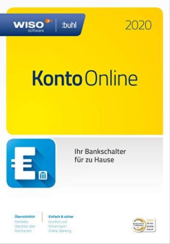 WISO Konto Online 2020 [Online Code] | PC | PC Download | Standard | PC Aktivierungscode per Email