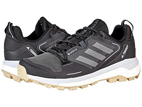 adidas Terrex Skychaser 2 Gore-TEX Shoes Core Black/Halo Silver/Halo Blue 10.5 B (M)