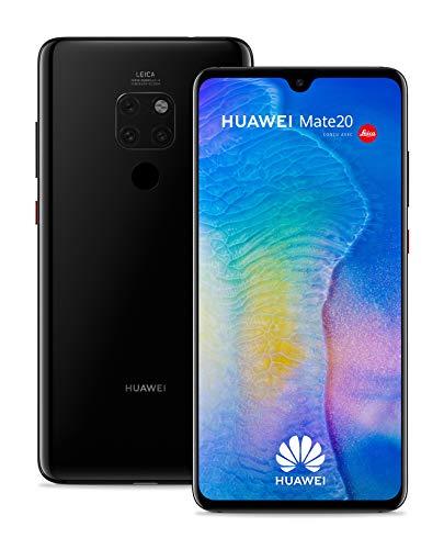 Huawei Mate20 128 GB/4 GB Single SIM Smartphone - Black (West European) - 3