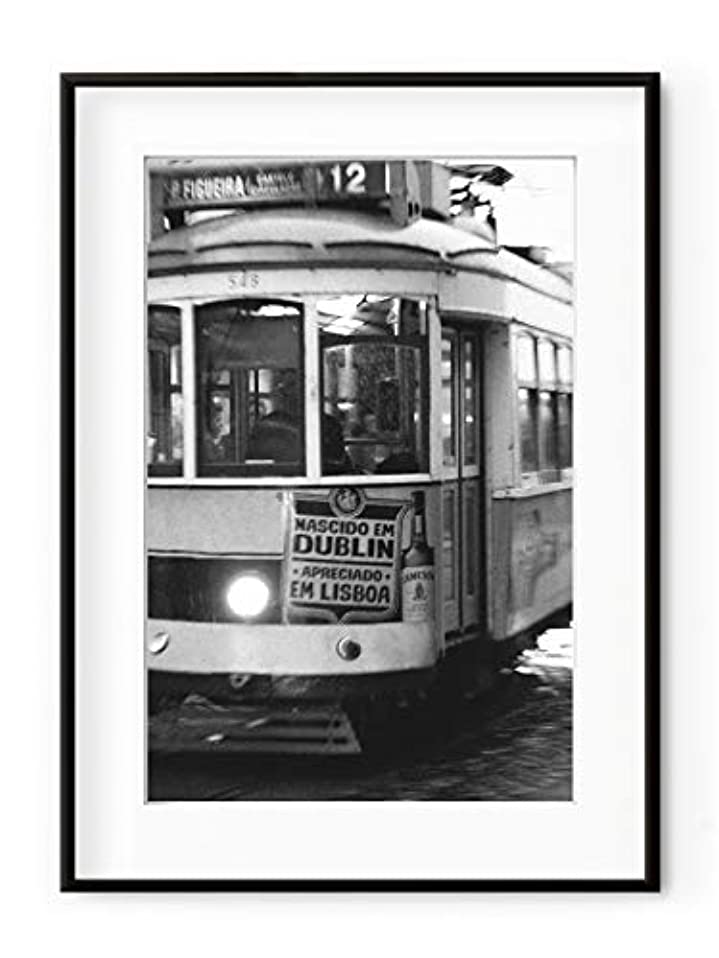 Lisbon Frame, with Mount, Multicolored, 50x70